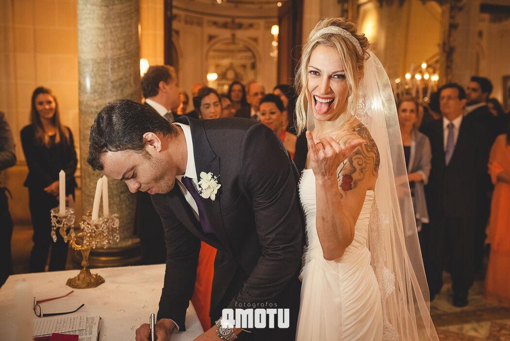 rock'n roll bride