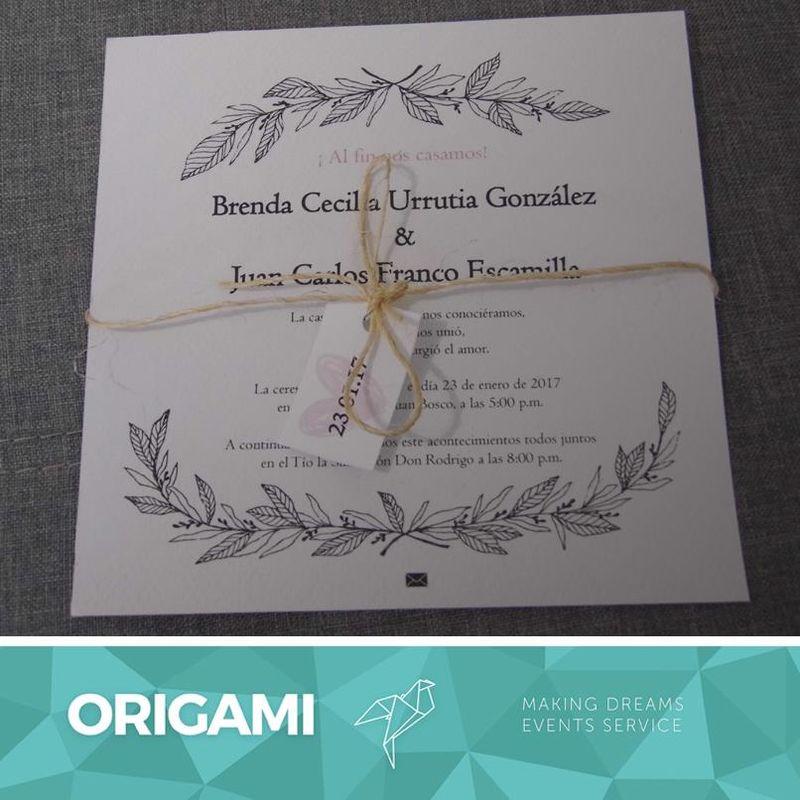 Origami Eventos