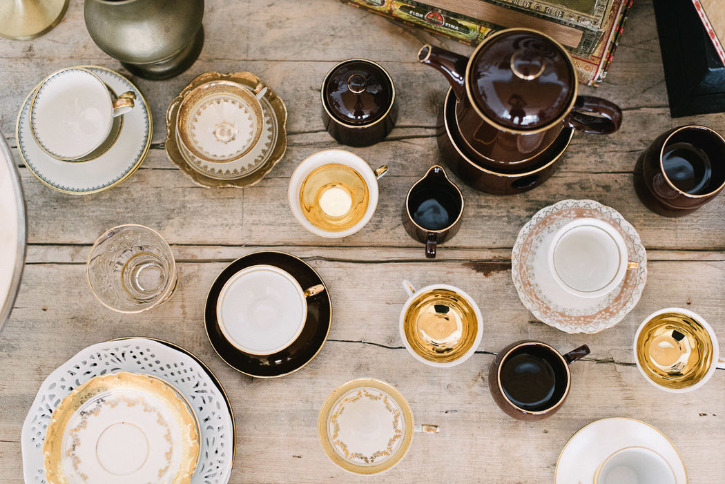 Goldröschen Porzellan- und Dekorations-Verleih