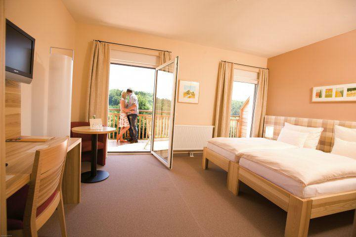 Beispiel: Zimmer, Foto: Das Eisenberg.
