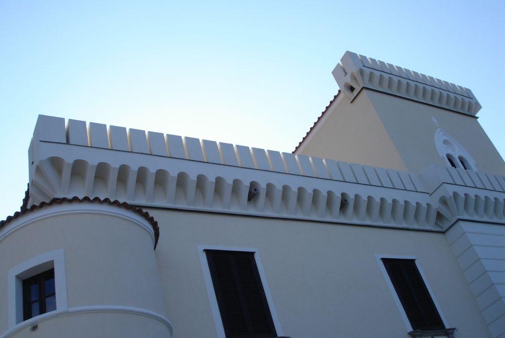 Castle of  Punta Licosa