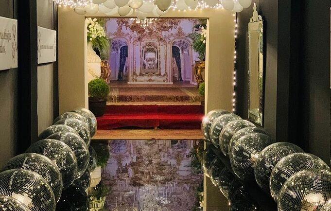 Grann Hall Formatto Eventos