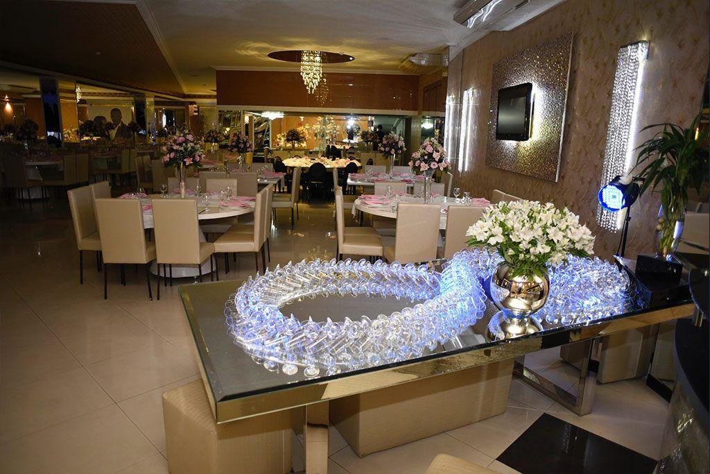 Buffet Evian