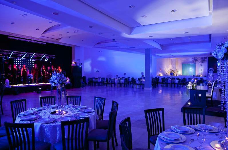 Salones Espacio Fundidora en Monterrey