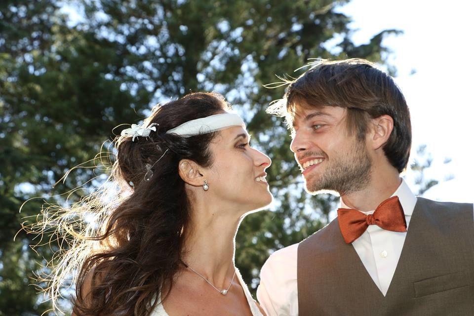 Mariage Nadine et Fred