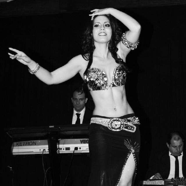 Amal Gamal Bellydancer