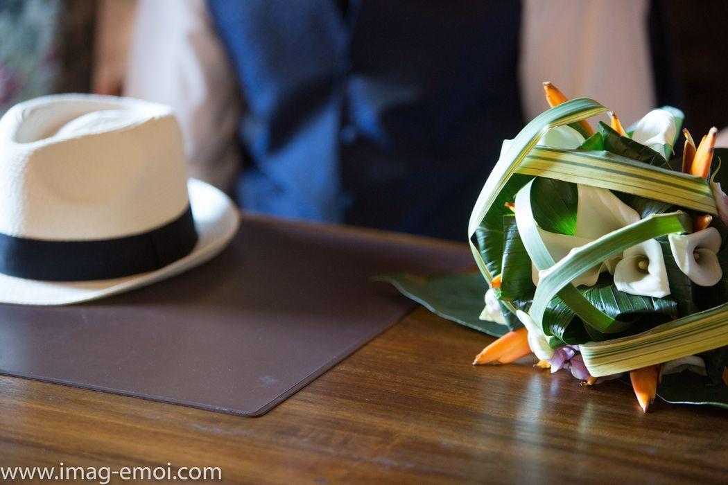 Anaïs Décoratrice Florale Événementielle crédit photo: Imag'emoi