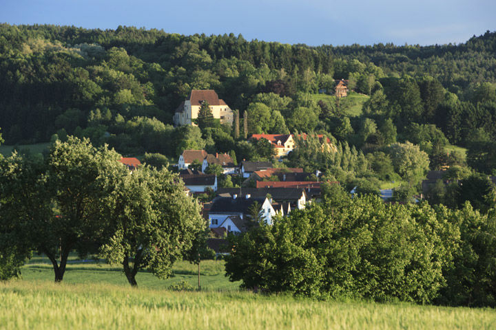 Beispiel: Umgebung, Foto: Schlosshotel Obermayerhofen.