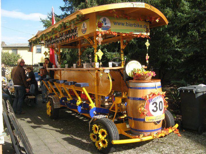 BierBike Mainz