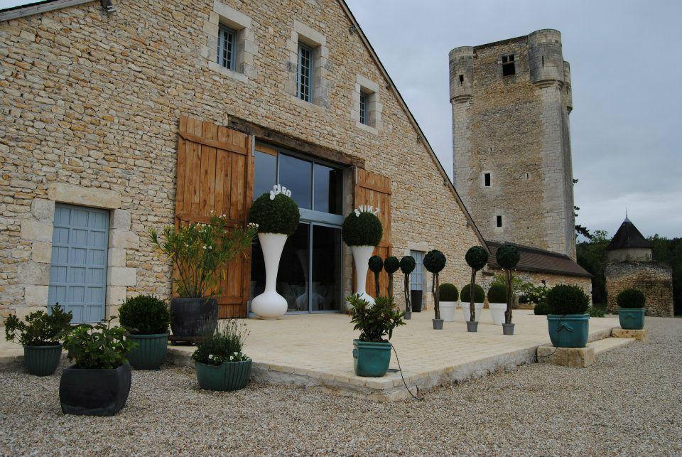 La Château de Mazières