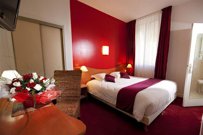 Hôtel le Clocher de Rodez***