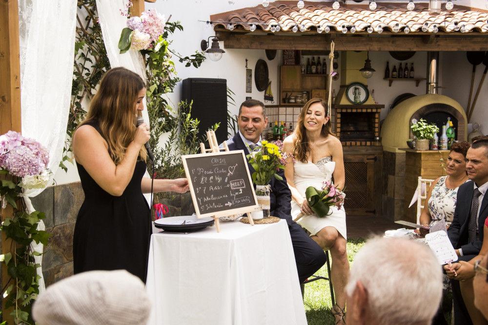 Maestro de Ceremonias Canarias