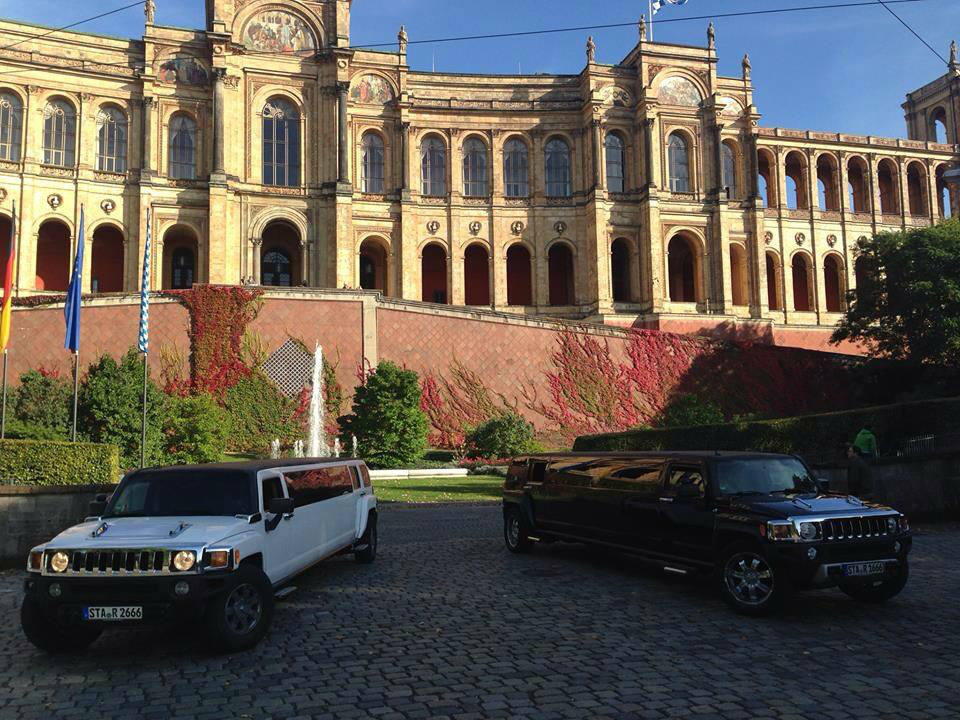 MK - Limousinen München