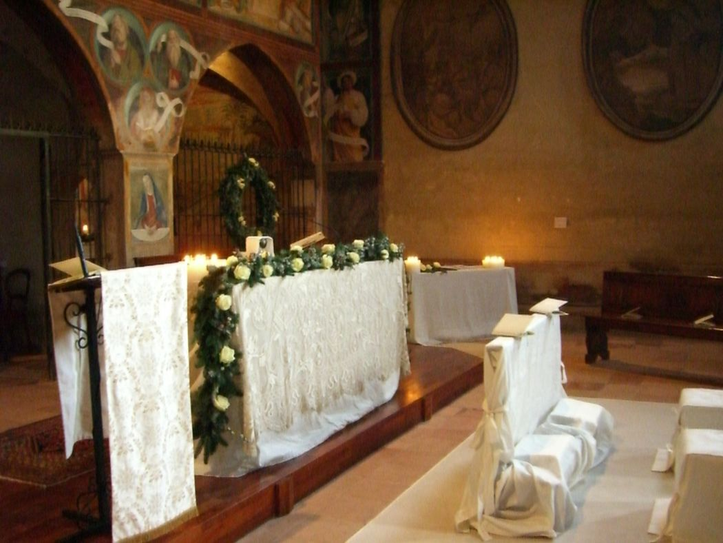 Winter Wedding - Chiesa