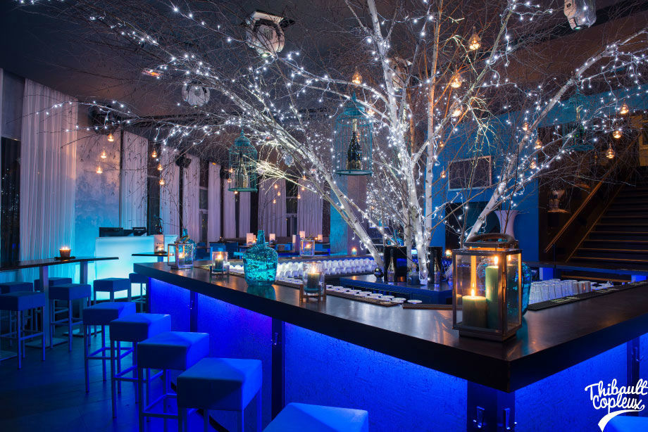 Moon Brasserie / Bar Festif