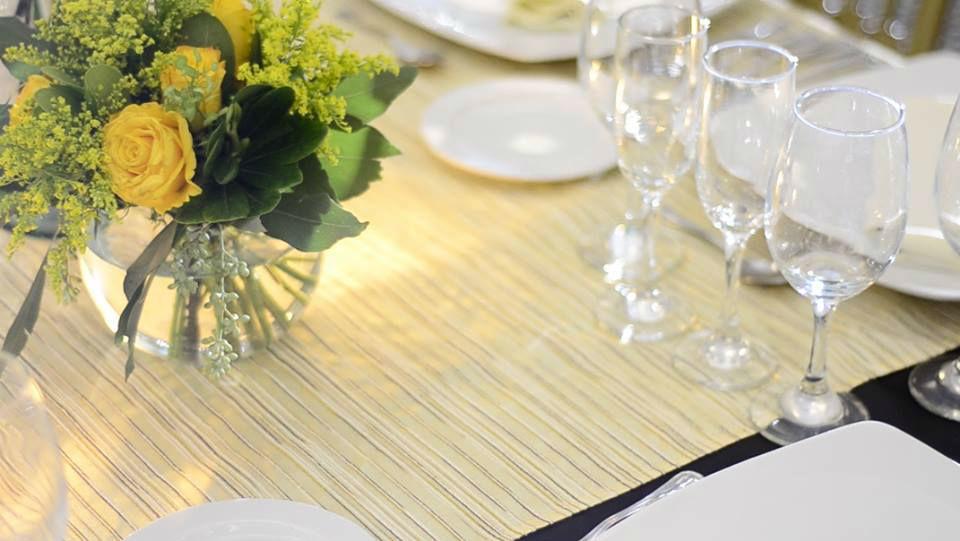 Salón y banquete - Foto la Sauceda