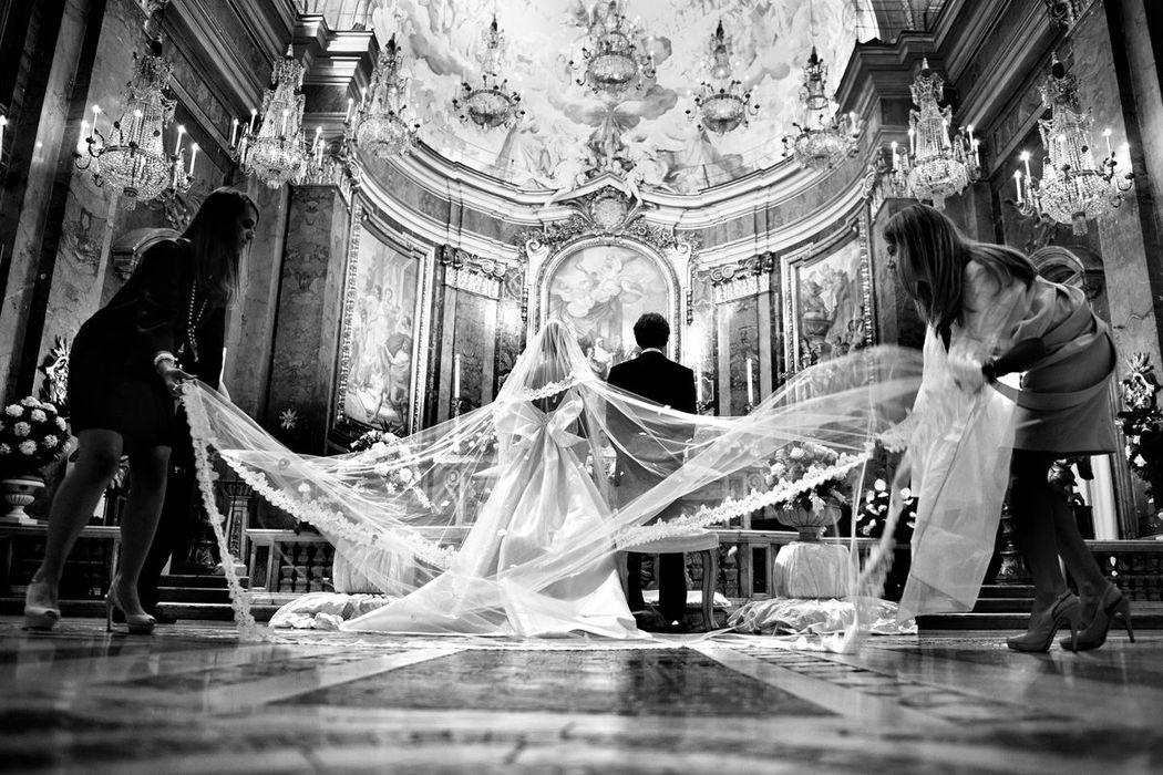 Fine Art Wedding