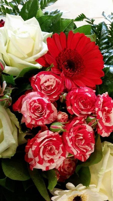 O delà des fleurs
