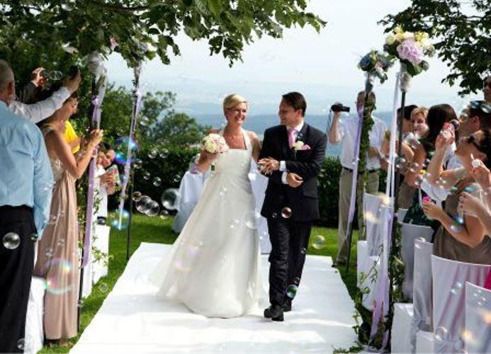 Beispiel: Ihre Hochzeit im Hotel, Foto: Hotel Schachner.