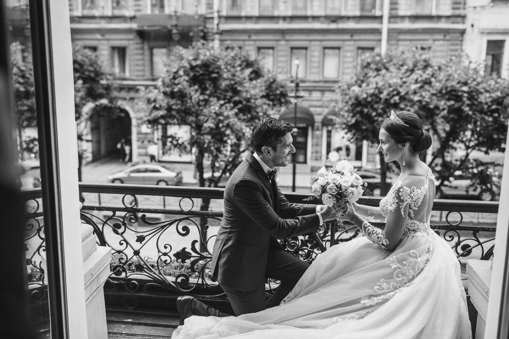 Свадебный фотограф Антон Юликов