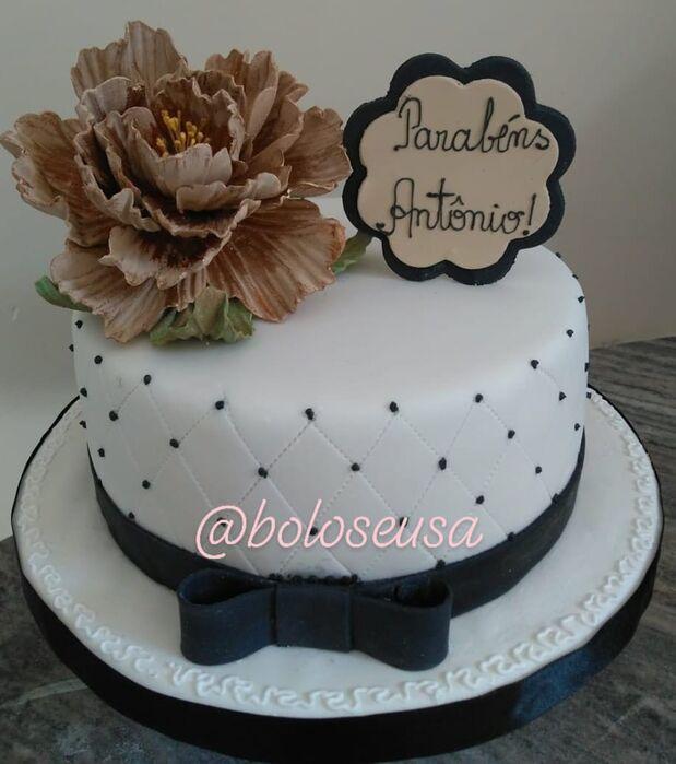 Bolos de Casamento Eusa Cardoso