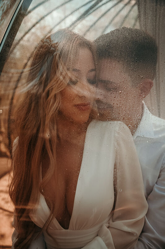 Luciana e Hérlon - Foto e Filme