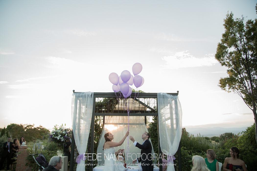 Fede Nalé fotografía artística de bodas