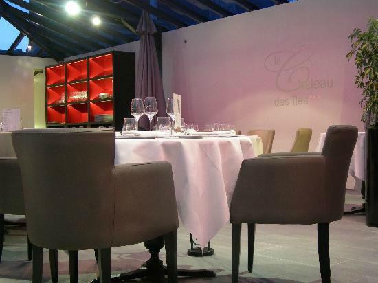 Notre Restaurant La Véranda