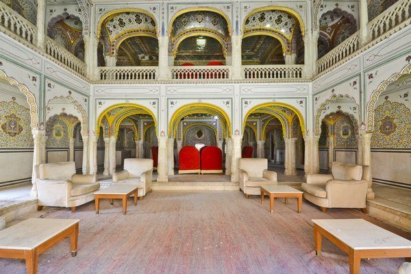 Chommu Palace