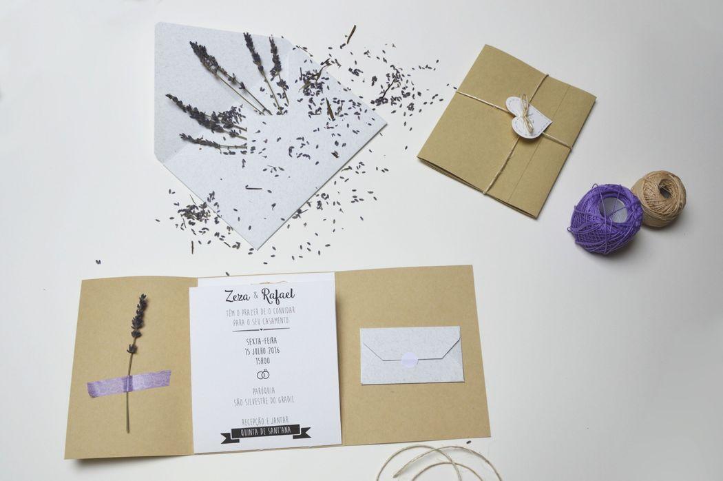Convite Lavender