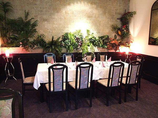 Beispiel: Restaurant, Foto: Hotel Lindenhof.