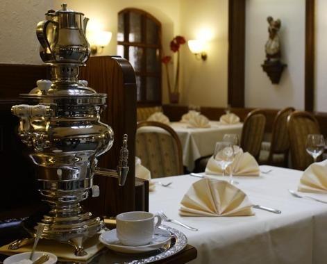 Beispiel: Restaurant, Foto: AKZENT Hotel Lamm.