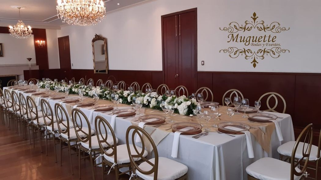 Hacienda Muguette Boda y Evento