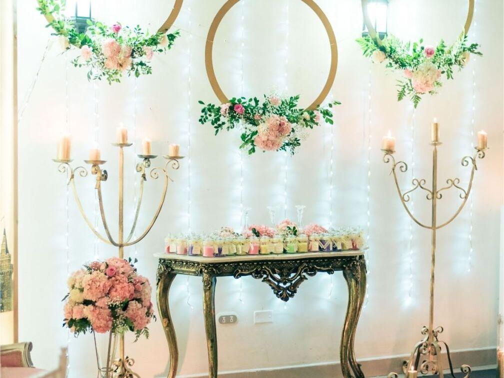 San Agustin Wedding