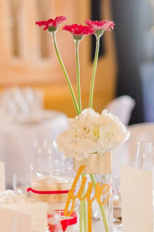 Hochzeitsdekoration Freiburg