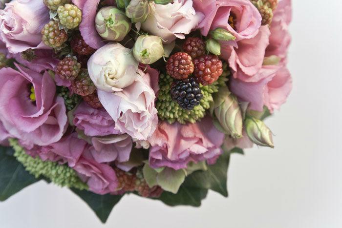 Beispiel: Neue Ideen für Ihren einzigartigen Strauß, Foto: Blumen Maarsen.