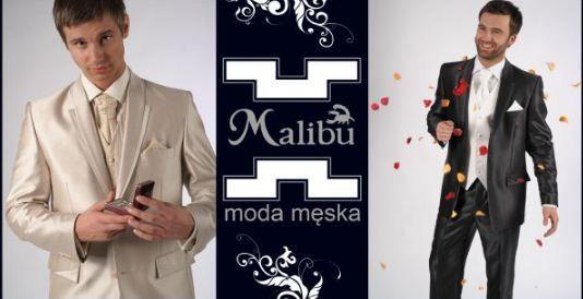 Salon Mody Męskiej Malibu Inowrocław