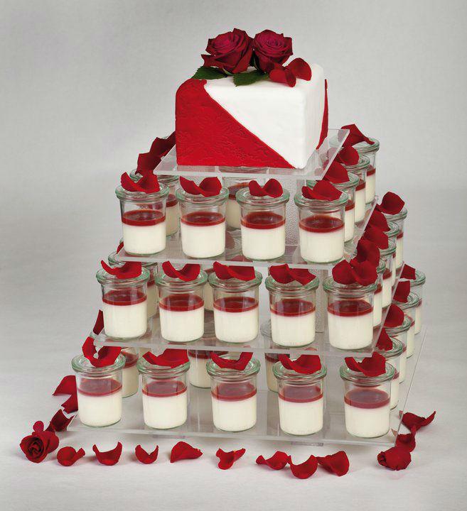 Unsere Hochzeitstorte