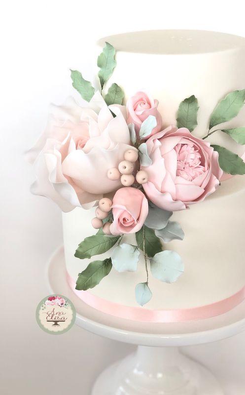 Ana Elisa Cake Art