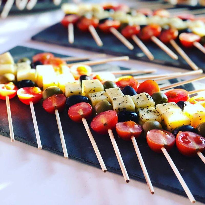 Banquetería HACS Food Service