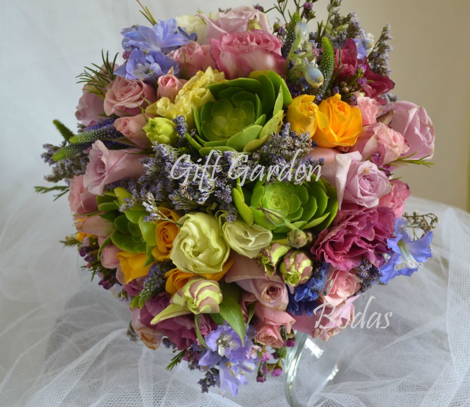 Gift Garden-Bodas-Bouquets