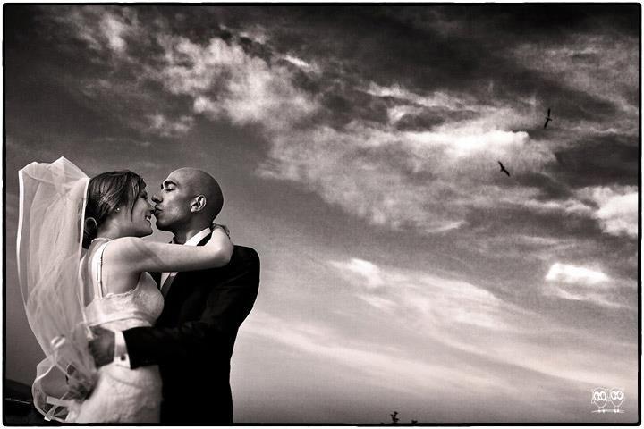 Beispiel: Romantische Hochzeitsfotos, Foto: Kajul Photography.