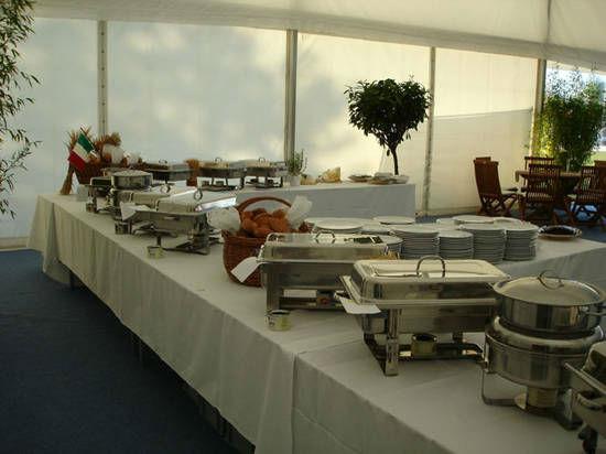 Beispiel: Buffets mit Qualität, Foto: Dwenger Catering & Events.