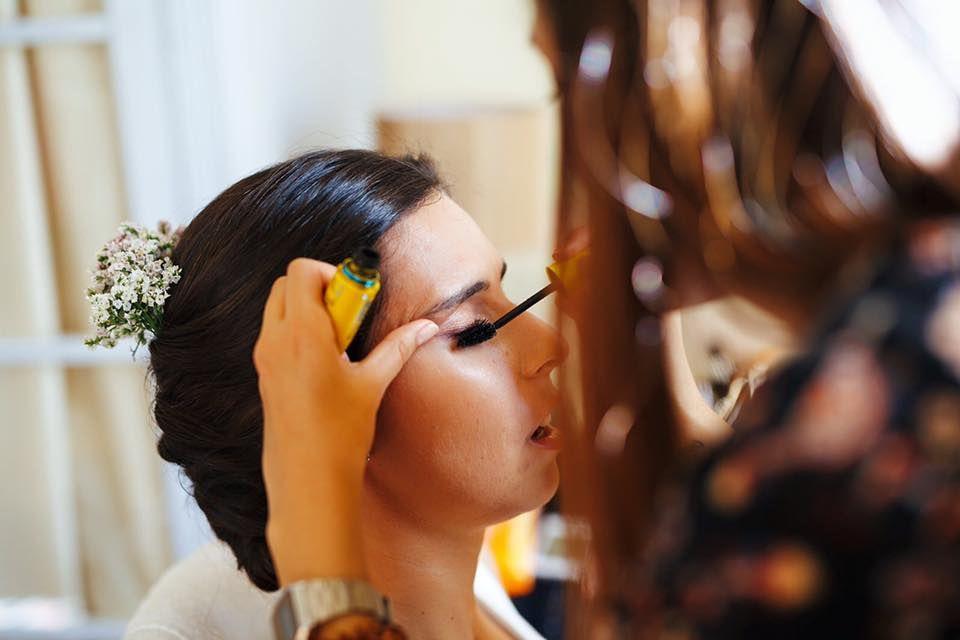 Ana André Make Up Artist