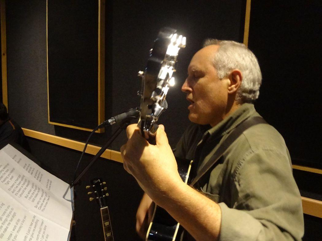 Felipe Castro-Mendivil & The Blind Date Band (Rock)