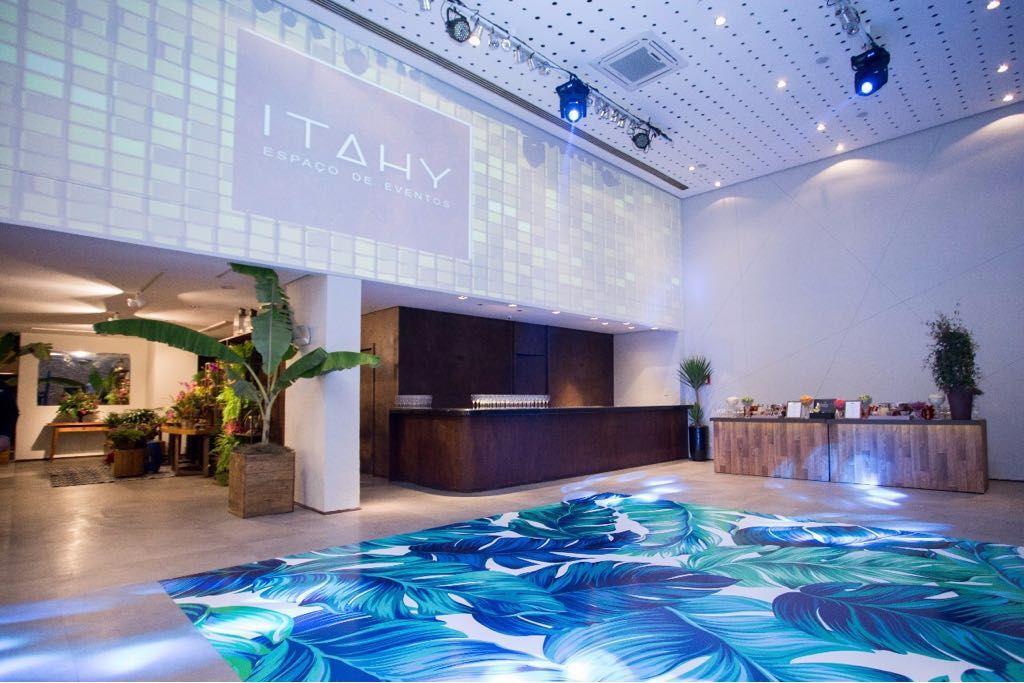 Espaço Itahy - Um Espaço Bluemoon