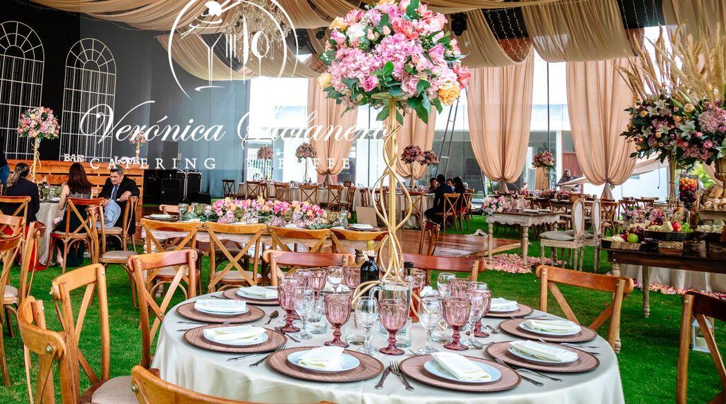 Veronica Stofanero Catering & Buffet