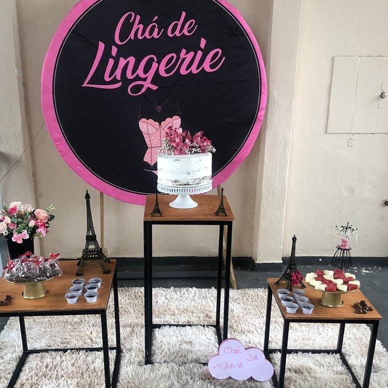 Chá de Lingerie RR Doce Desejo