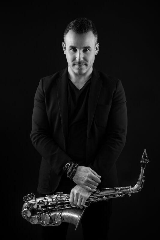 Hugo Beudez Saxophoniste