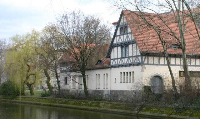 Beispiel: Aussenansicht, Foto: Altes Zollhaus.